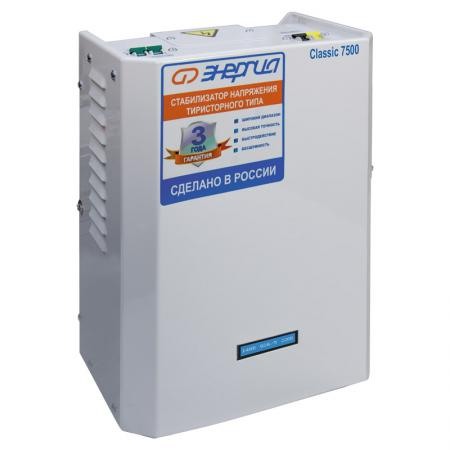 Стабилизатор напряжения Энергия Classic 7500