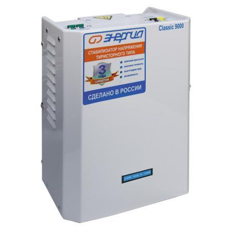 Стабилизатор напряжения Энергия Classic 9000