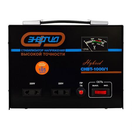 Стабилизатор напряжения Энергия Hybrid СНВТ 1000