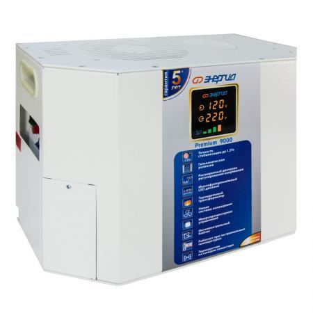 Стабилизатор напряжения Энергия Premium 9000