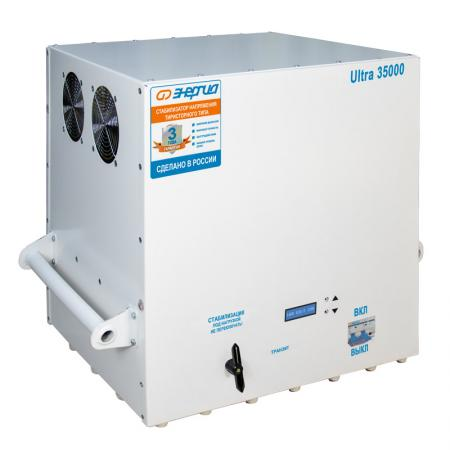 Стабилизатор напряжения Энергия Ultra 35000