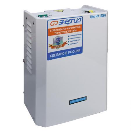 Стабилизатор напряжения Энергия Ultra HV 12000